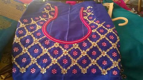 blouse pattern works 490 best maggam works images on pinterest blouse