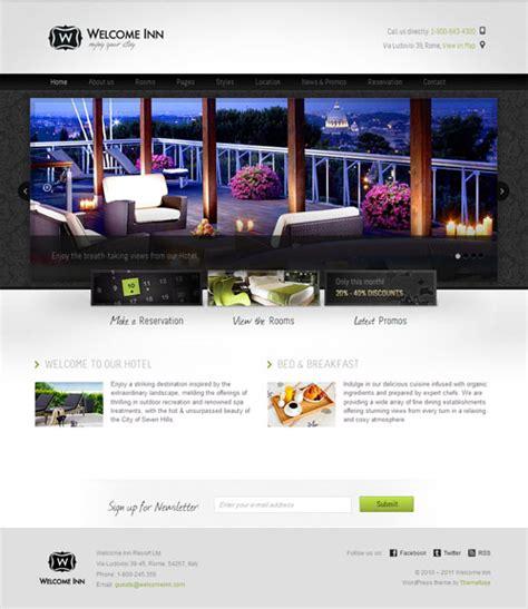 hotel theme themeforest wordpress theme layout stack overflow