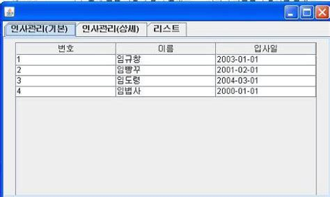 java swing jtabbedpane hello world java swing 카테고리의 글 목록