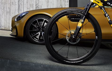 mercedes bicycle mercedes amg bike the rotwild gts