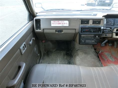 91 nissan truck for sale used 1991 nissan datsun truck s pgd21 for sale bf467823