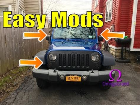 Cheap Jeep Mods Jeep Wrangler Cheap Mods Jeep Wrangler Cheap