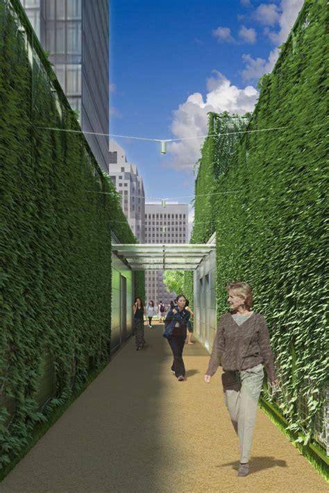 TTC SHAW ALLEY VESTIBULE 002 PWP Landscape Architecture