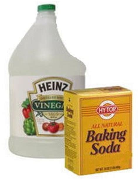 baking soda and vinegar clogged 5 ways to clear a clogged drain without chemicals