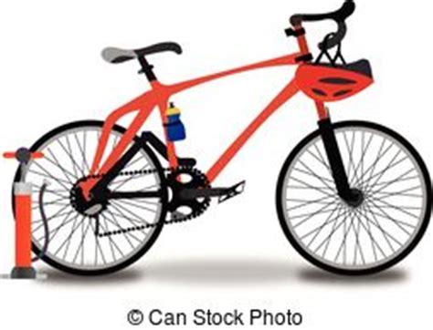 bicicletta clipart correndo bicicletta clipart vettoriale cerca