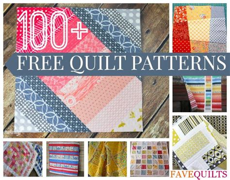 At Home Quilting by 100 Free Quilt Patterns For Your Home Favequilts