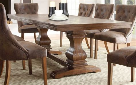 Furniture Dining Room Tables Dining Room Furniture And Ideas To Make Your Space Pop Junk Mail