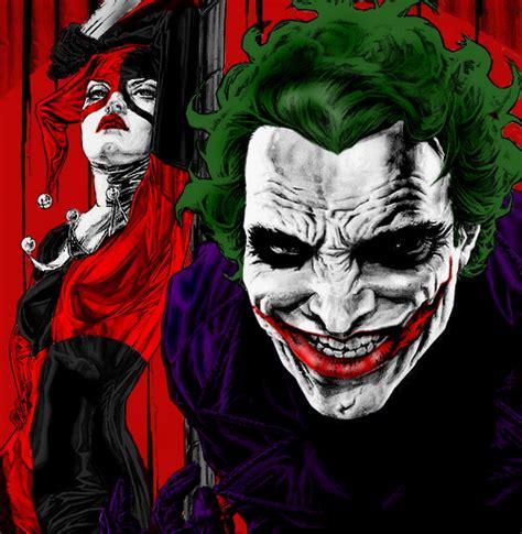 imagenes del joker y su novia la travesia del desierto el origen del joker