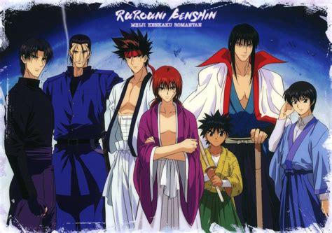 Samurai X 5 rurouni kenshin captain sagara s theme cover