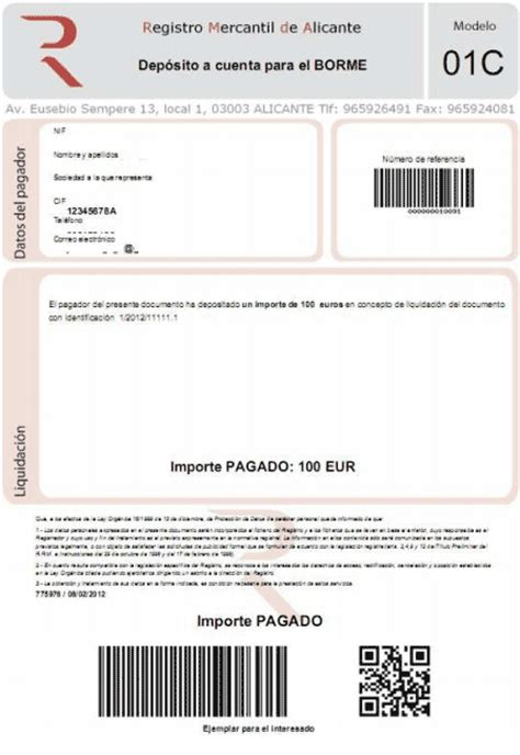 registro de bienes muebles central tpv provisiones mercantil registro mercantil de alicante