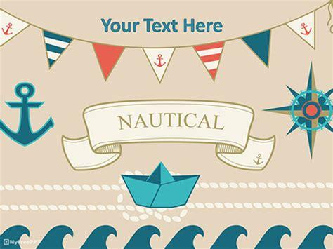 free anchor powerpoint templates myfreeppt com