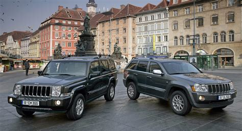 jeep commander vs patriot carscoops jeep grand cherokee posts