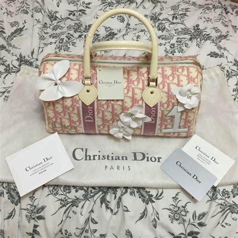 dior handbags christian dior pink girly boston
