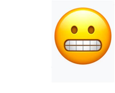 emoji eek grimace emoji is best emoji opinion