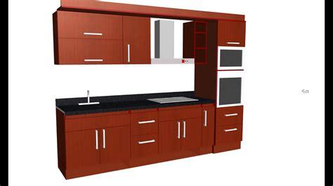 como disenar  construir una cocina muebles de cocina  metros youtube