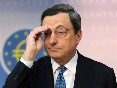 mario draghi this was the most important line of mario draghi s qe