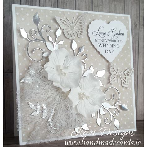 Wedding Card Card handmade wedding card