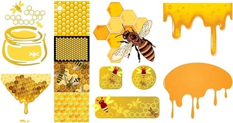 Ransel 3d Glossy Sweet Honey 1 honeycomb free vector 99 free vector for commercial use format ai eps cdr svg