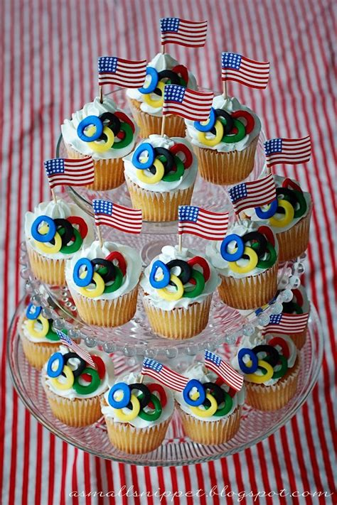 cupcake themed party games 25 olympic snacks and party ideas six sisters stuff