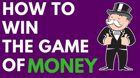 How To Win Money From Youtube - how to win the game of money strategies for financial freedom youtube