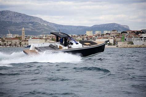 fjord zadar fjord 36 open motor boats charter in kastela croatia