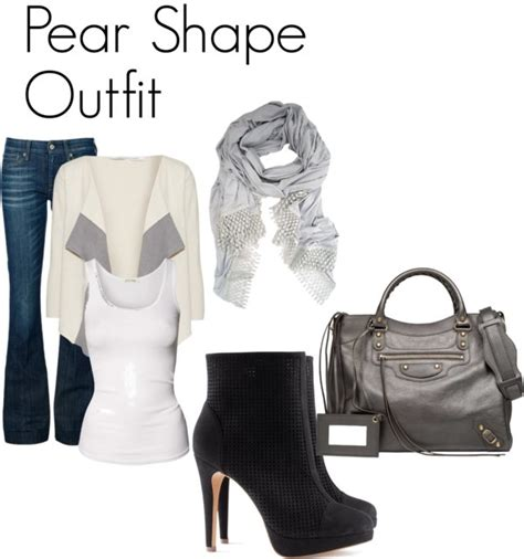 the pear shaped body and fashion on pinterest pear quot pear shape outfit quot by tanyfashionista on polyvore my