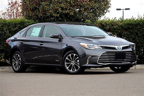 2019 toyota avalon hybrid preview toyota avalon hybrid for 2018 review autocarpers