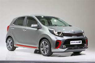 Kia Picanto New Kia Picanto V3 0 Meet Korea S Slickest City Car Yet