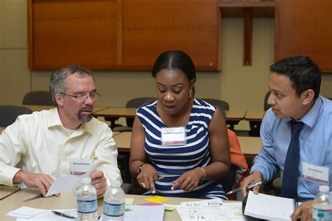 Mba Workshop by Business Simulation Workshop Challenges Mbas Isenberg