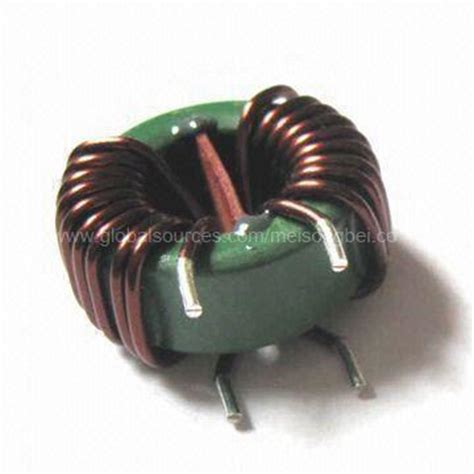 power choke inductor toroidal common mode power choke coil inductor high current choke coil available in various