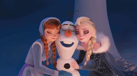 olafs frozen adventure olaf s frozen adventure ねぇ エルサ クリスマスは何をして過ごせばいいの アナと