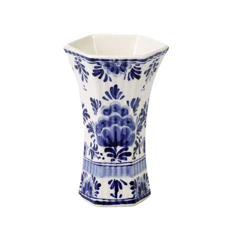 Delft Vase by Blue Delft Vase And Flower Pots Souvenir