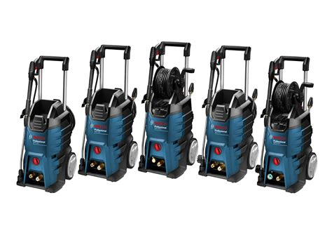 Bosch Ghp 5 75 X Professional High Pressure Washer 2 new bosch high pressure washers for professionals bosch media service