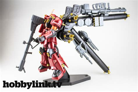 Hg Zaku I Denimslender gunpla tv episode 207 psycho zaku and denim slender
