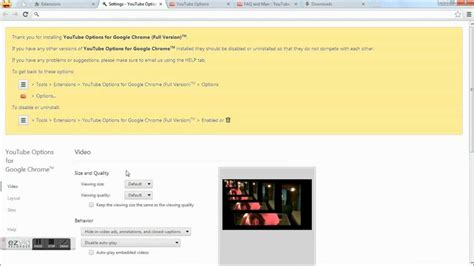 install google chrome download full version how to install youtube options full version extension