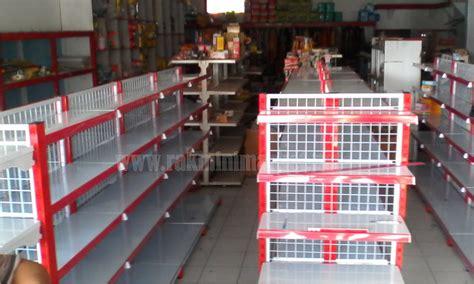Rak Minimarket Rumahan rak minimarket semarang rak toko semarang langsung pabrik