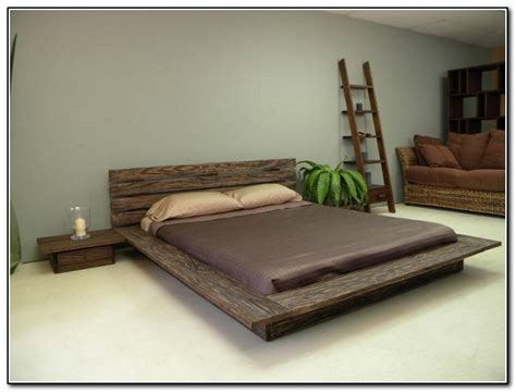 homemade bed frame ideas homemade bed frame plans home design ideas