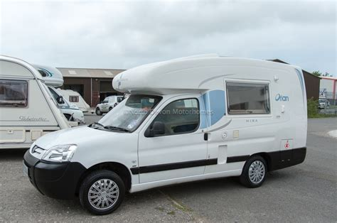 SOLD: 2009 Auto Sleeper Orian Mira/Mezan, 2 Berth, 1.6