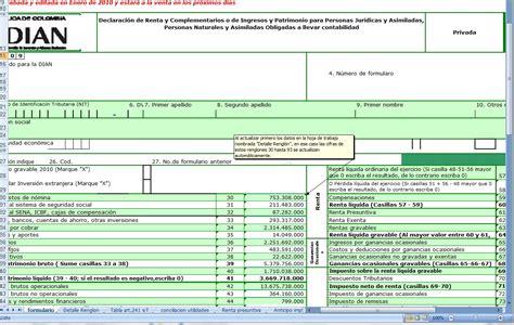Dian Calendario Personas Naturales 2015 | dian calendario 2016 para presentar declaracion de renta