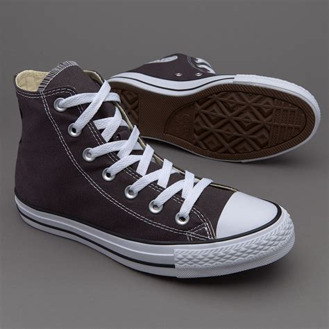 Sepatu Converse All Chuck Black High sepatu sneakers converse womens chuck all hi dusk grey