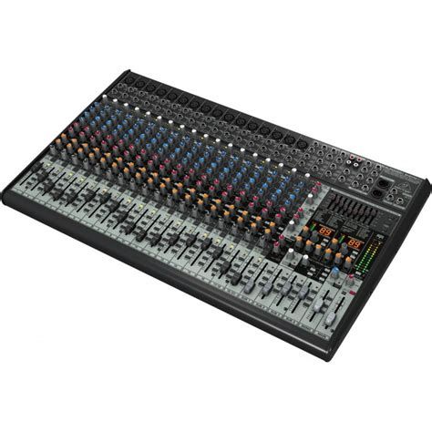 jual behringer eurodesk sx 2442fx mixer with effects