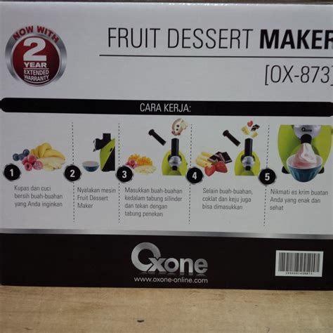 Oxone Fruit Dessert Maker oxone fruit dessert maker oxone ox 873