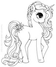 chibi unicorn coloring pages sketch coloring
