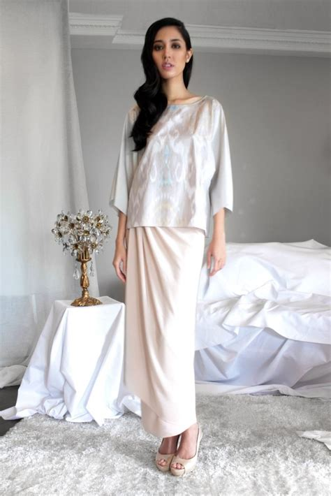 Kebaya Abaya Silk Import 287 best images about baju kurung on maxi skirts kaftan tops and fashion