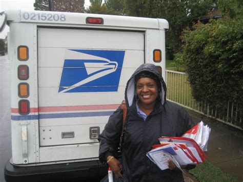 Become A Mail Carrier by Sleet Or Snow It S Busy Season For Southland Postal Workers 89 3 Kpcc