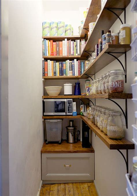 Narrow Kitchen Pantry by Narrow Kitchen Closet And Pantry On