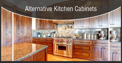 alternative to kitchen cabinets what are the leading alternatives to kitchen cabinets avonlea renovations