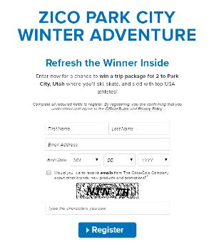 Winter Park Sweepstakes - zico park city winter adventure sweepstakes win a trip to park city