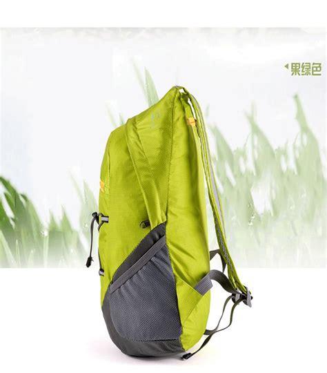 Foldable Backpack Tas Punggung Lipat xinguanhua tas gunung lipat waterproof 17l black jakartanotebook
