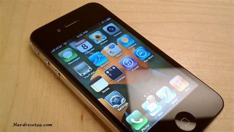 factory reset software iphone 4 apple iphone 4 32gb hard reset factory reset password